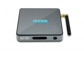 MECOOL BB2 PRO Smart TV BOX Android 7 S912 DDR4 3/16 Gb