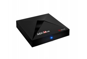A5X MAX ANDROID 9 SMART TV BOX 4GB RAM / 32GB ROM WeChip