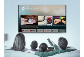 NOWY GenBOX MXQ S10x ANDROID TV OS NETFLIX 4K