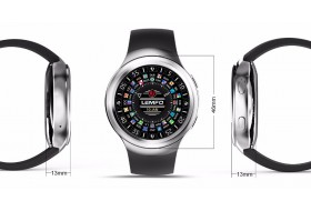 Smartwatch LEMFO LES2 Android 5.1 1/16GB GPS WIFI GSM LEMFO
