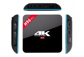 Smart TV BOX H96 PRO Android6 2GB RAM / 16GB ROM