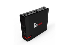 MECOOL KIII PRO SMART TV BOX ANDROID 7 DVB-T2/S2 MECOOL