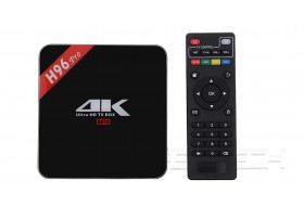 Smart TV BOX H96 PRO Android7 3GB RAM / 16GB ROM